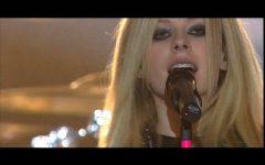 Avril Lavigne MTV Paris
