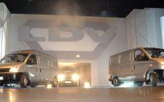 LDV Launch 2005